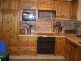 Kiefer Landhaus Küche, Top Zustand