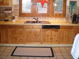Foto 2 Kiefer Landhaus Küche, Top Zustand