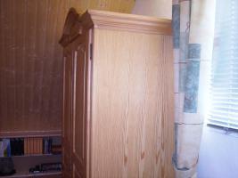 Foto 3 Kiefer-NATUR Kleider-oder Allzweckschrank