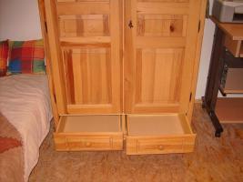 Foto 4 Kiefer-NATUR Kleider-oder Allzweckschrank