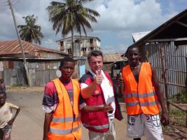 Foto 2 Kinder in Afrika