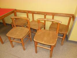 Kinder Stühle und Tische hochwertig, Vollholz, Firma Steybe