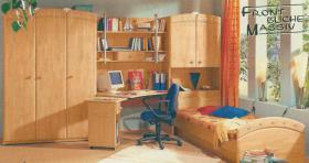 Kinder-/Jugendzimmer SAM von Wellemöbel