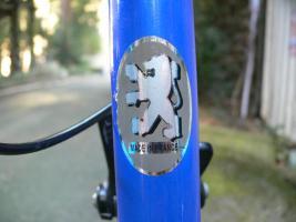 Foto 9 Kinder - Straßenrennrad von PEUGEOT ,12 Gang - Kette von SIMPLEX