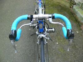 Foto 15 Kinder - Straßenrennrad von PEUGEOT ,12 Gang - Kette von SIMPLEX