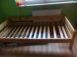 Foto 3 Kinderbett naturholz