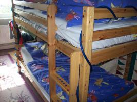 Kinderdoppelstockbett