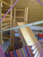 Foto 3 Kinderetagenbett Echtholz
