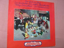 Kinderschallplatten , Singles , Hörspiele