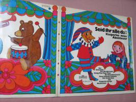 Foto 2 Kinderschallplatten , Singles , Hörspiele