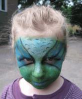 Foto 5 Kinderschminken professionell
