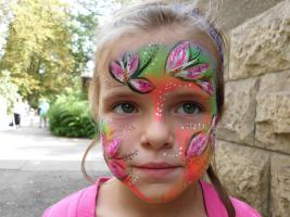 Foto 10 Kinderschminken professionell