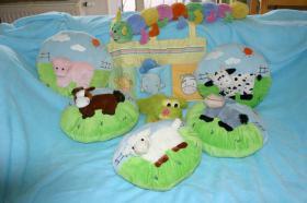 Kindersofa-Decke zum Spielen geeignet