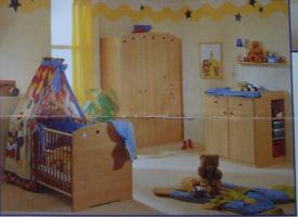 Kinderzimmer Belinda komplett
