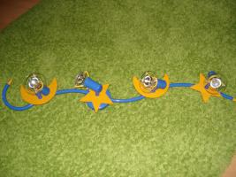 Kinderzimmer Deckenleuchte ''Sterne''