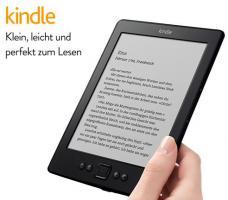 Kindle WLAN, 15 cm (6 Zoll) E Ink Display