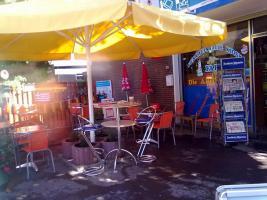 Foto 4 Kiosk Imbiss Stehkaffe Zu Verkaufen mit Inventar und Ware