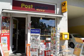 Kiosk Schreibwaren mit Post Filiale