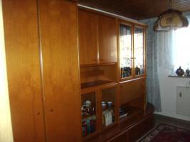 Foto 2 Kirschbaum Schrankwand für Wohnzimmer, Gästezimmer, Jugendzimmer