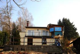 Kl. massives Wochenendhaus (Bungalow) im Erzgeb. nähe Augustusburg