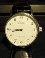 Klassische GUB Glash�tte Classic Gents Uhr v. 1990: