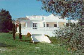 Klassische Villa nahe Porto Heli/Griechenland