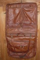 Kleidersack Leder