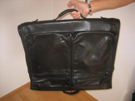 Foto 3 Kleidersack aus Leder