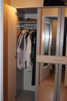 Foto 2 Kleiderschrank mit 4 Spiegeln