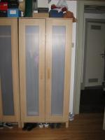 Kleiderschrank (IKEA ''Aneboda'') zu verschenken