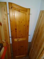 Kleiderschrank Kiefer Massivholz zu verschenken