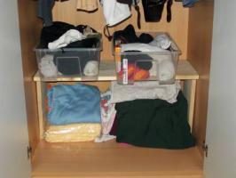 Foto 3 Kleiderschrank von Pinolino (NP 220€) wie neu