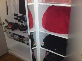 Foto 4 Kleiderschrank mit Spiegeltüren