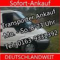 Kleinbus Ankauf deutschlandweit, wie VW Bus und Co.