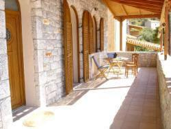 Kleine Appartementanlage in der Mani / Griechanland