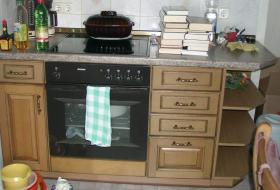 Foto 3 Kleine Eichenküche zu verkaufen