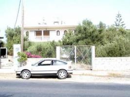 Kleine Pension nahe Agios Nikolaos/Griechenland