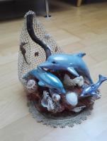 Foto 2 Kleine Skulptur (Dolphins)