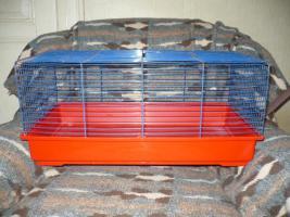 Kleiner Hamster/Mäusekäfig zu verkaufen