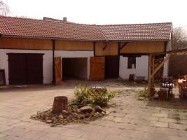 Foto 2 Kleiner Vier-Seitenhof Familienidyll