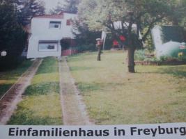 Kleines Haus am Waldrand im Winzerstädtchen Freyburg zu verkaufen