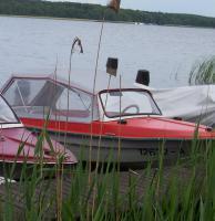Foto 3 Kleingarten und Boot Nähe Storkower See