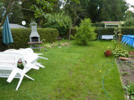 Kleingarten am Straussee abzugeben! voll eingerichtet