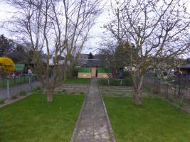 Foto 4 Kleingarten / Schrebergarten in Köln-Dünwald mit Steinhäuschen
