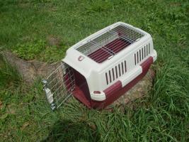 Foto 4 Kleintier-Transportbox zu verkaufen