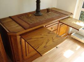 Foto 5 Kliederschrank und Kommode aus Massivholz