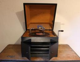 Klingsor Grammophon restauriert ca. 1925-1935