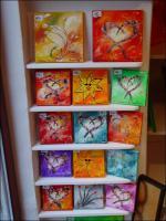 Foto 3 Knackig bunte Acrylbilder von Corinna Kirchhof, Passau
