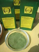 Foto 2 Knoblauchsrauke gemahlen; ganzjähriger lecker Knoblauchs-Geschmack; Naturkost vom Paradiesplatz