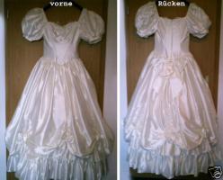 Foto 2 Königliches Hochzeitskleid Brautkleid 38 40 42 ENGLAND